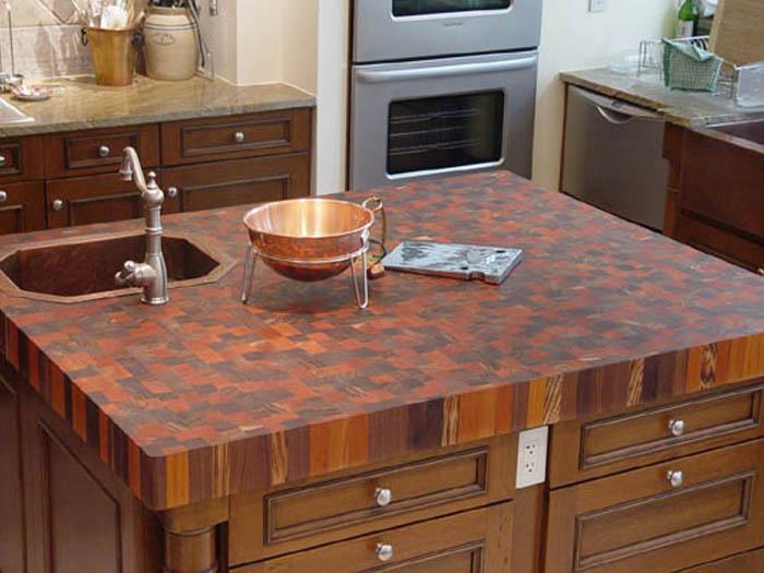 \u003c\u003c previous ... & Countertop Materials | New Jersey Wood Countertops |