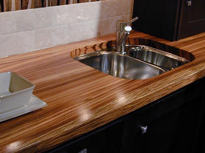 Countertop Materials | New Jersey Wood Countertops |